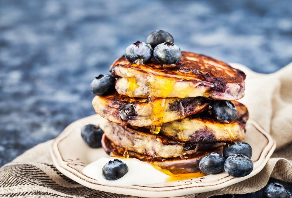 stack-of-freshly-prepared-blueberry-ricotta-pancakes-2