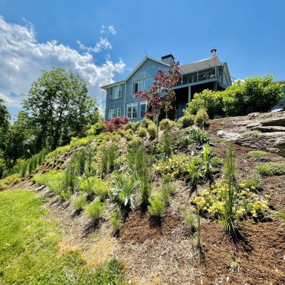 landscaping consultations in Asheville, NC at B.B. Barns